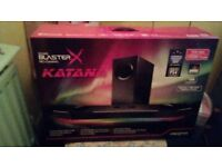 Katana Sound BlasterX- PRO Gaming Speaker