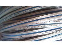 Oehlbach Streamline 1135 speaker cable, 2x2.5mm flat profile, 100 metre drum