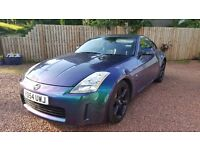 Nissan 350Z GT high spec may swap/px s2000 m3 m5 evo dc5 r32 rs st type r