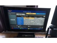 EXCELLENT 32 PANASONIC HDMI FREEVIEW TV ALSO GREAT FOR GAMING ETC
