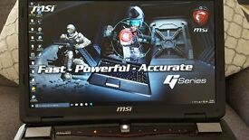 MSI Gaming Laptop for sale