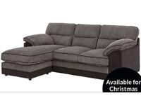 Delta corner chaise sofa
