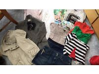 Womens clothes bundle size 10