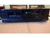 Technics Stereo Cassette Deck RS-BX404
