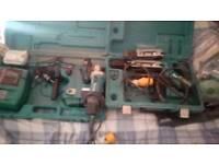 Dewalt tools 24 v sds screwgun grinder