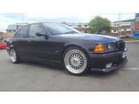 Bmw m3 rep 318 328 325 e30 m sport vader seats barn find