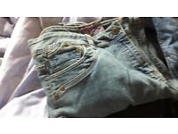 Jeans size 18