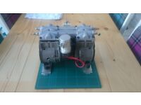Small Compressor with fittings etc
