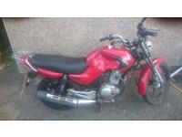 Yamaha YBR125 spares or repair