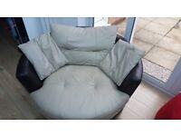 DFS barrel swivel seat