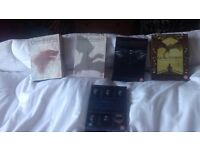 Complete collection 1-6 game of thrones boxset