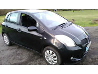 TOYOTA YARIS 1.4 T3 D-4D 88BHP 5 DOOR HATCH
