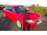 Audi A4 2.0 Tdi S-Line 2005 forsale immaculate condition!