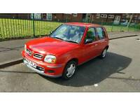 Nissan micra 1.0 low miles 41k one owner