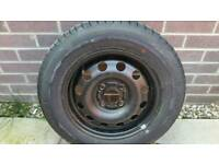 FORD FOCUS SPARE WHEEL 185X65X14