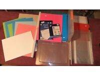 Back to school/college stationery