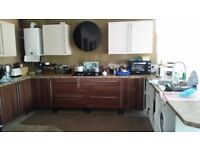 kitchen Units Hob and EXtractor