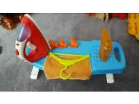 kids iron set