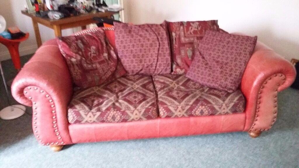 Thomas Lloyd Wilmington 2 Seater Leather Sofa   in Truro, Cornwall ...