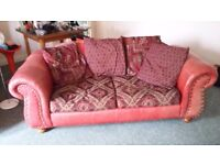 Thomas Lloyd Wilmington 2 Seater Leather Sofa