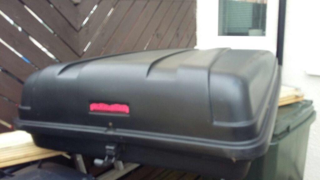 Autoplas Roof Box 350ltr In Downend Bristol Gumtree