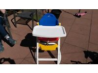 High Chair Good Condition