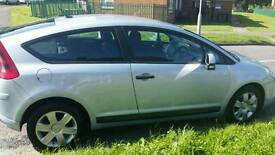 Citroen c4 coupe 1.4