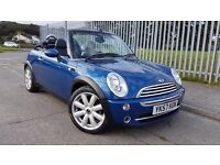 2007 Mini Convertible, low miles, immaculate, £4695