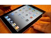 Apple iPad 2 16GB Black WiFi in very good condition