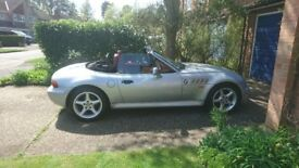 BMW Z3 1998 1.9 MOT until late August ideal as project, repair or spares