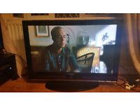 SAMSUNG 42 INCH PLASMA FREEVIEW HDMI full HD