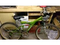 Bike for sale not used it in last 8years