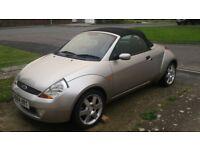 ***2004 ford street ka convertible MOT failure open to offers ****