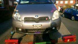 Toyota yaris t sport breaking 2005 ph2