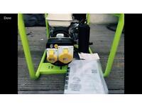 Pramac petrol generator