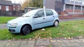 Cheap fiat PUNTO 1.2 FOR SALEEEEEEEEEEE