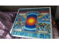 greg freres pinball backglass 1981 bally vector
