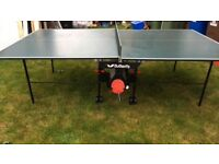 Table Tennis Table Butterfly PRO Outdoor Green