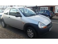Ford ka 1.2 patrol manual 3-door 72k full service history with 12 months mot