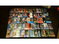 Disney/Pixar Bluray Steelbook Bundle x76 most still sealed, many rare and OOP