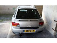 Subaru Impreza 2.0 16v AWD