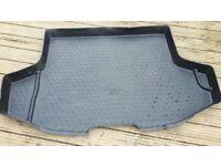 Genuine Mitsubishi Lancer Hatchback/Sportback boot tray.