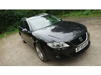 2010 Seat Exeo (SAME AS AUDI A4) 2.0 TDI DPF SE CR 5dr 76.000 miles