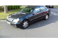 Meredes C220 Cdi 2002 Auto Full Leather New Mot