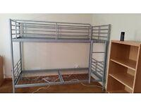 Ikea metal frame bunk beds