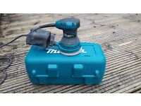 Makita BO5030 Orbital Sander, Excellent Condition