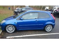 2007 57 FORD FIESTA ST AWESOME LOOKER LOW 99K MOT APRIL 2017 STUNNER DRIVES WELL ANY TRIAL PX SWAPS