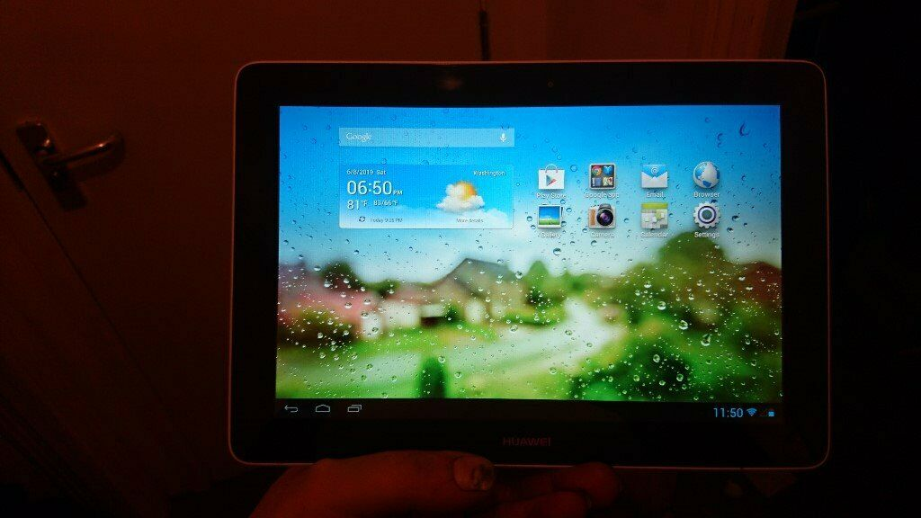 Huawei mediapad 10 link android 4 1 2 jellybean 10 inch screen very good  battery good condition | in Southampton, Hampshire | Gumtree