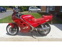 1988 Honda VFR 750F RC24 - F/M/D/S/H, Unmolested, Classic Sports Tourer, Must see!