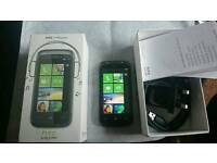 HTC 7 Mozart really good condition with Original box and charger UNLOCKED to all network